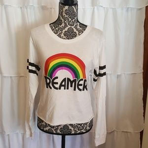 NWT Long Sleeve Dreamer T-Shirt